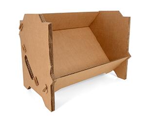 Présentoir carton IZZIBOX