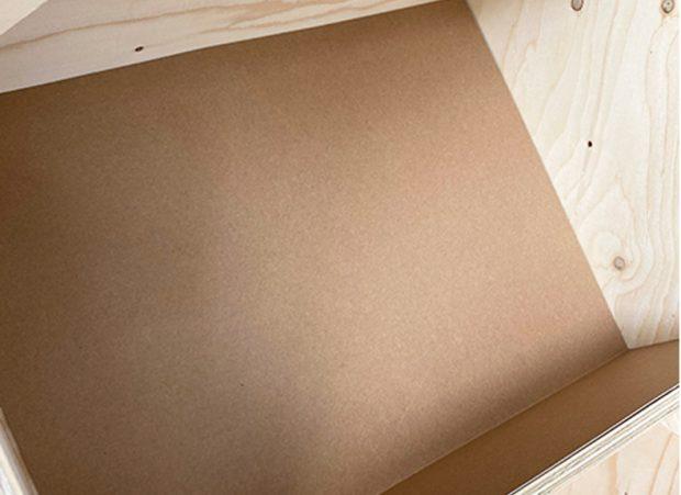 carton protecteur izzibox